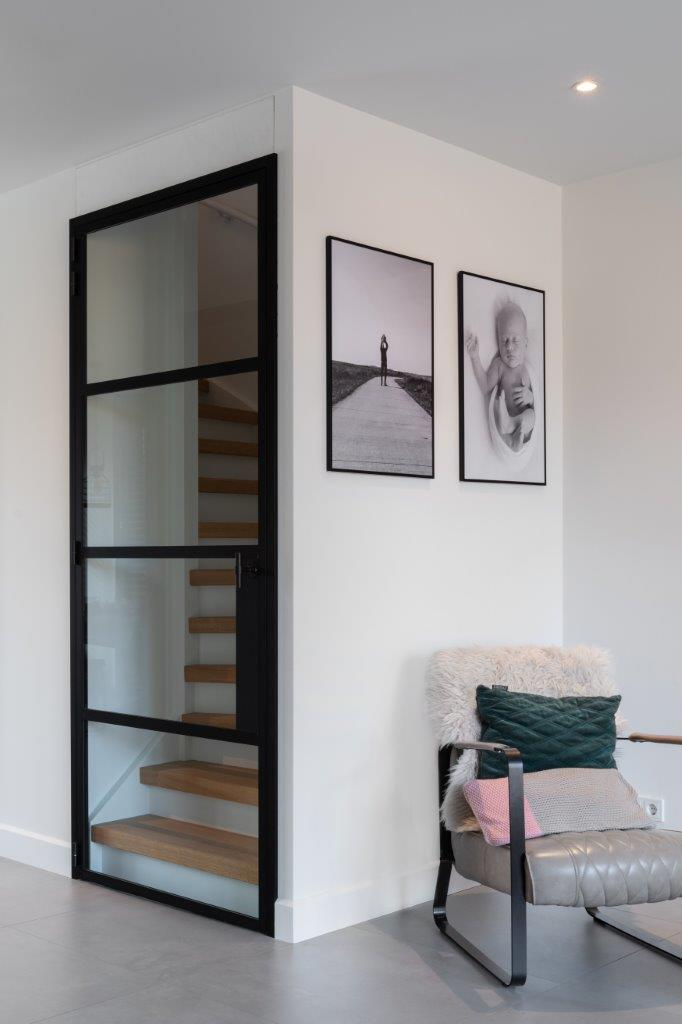 Enkele deur staallook (Adoor)