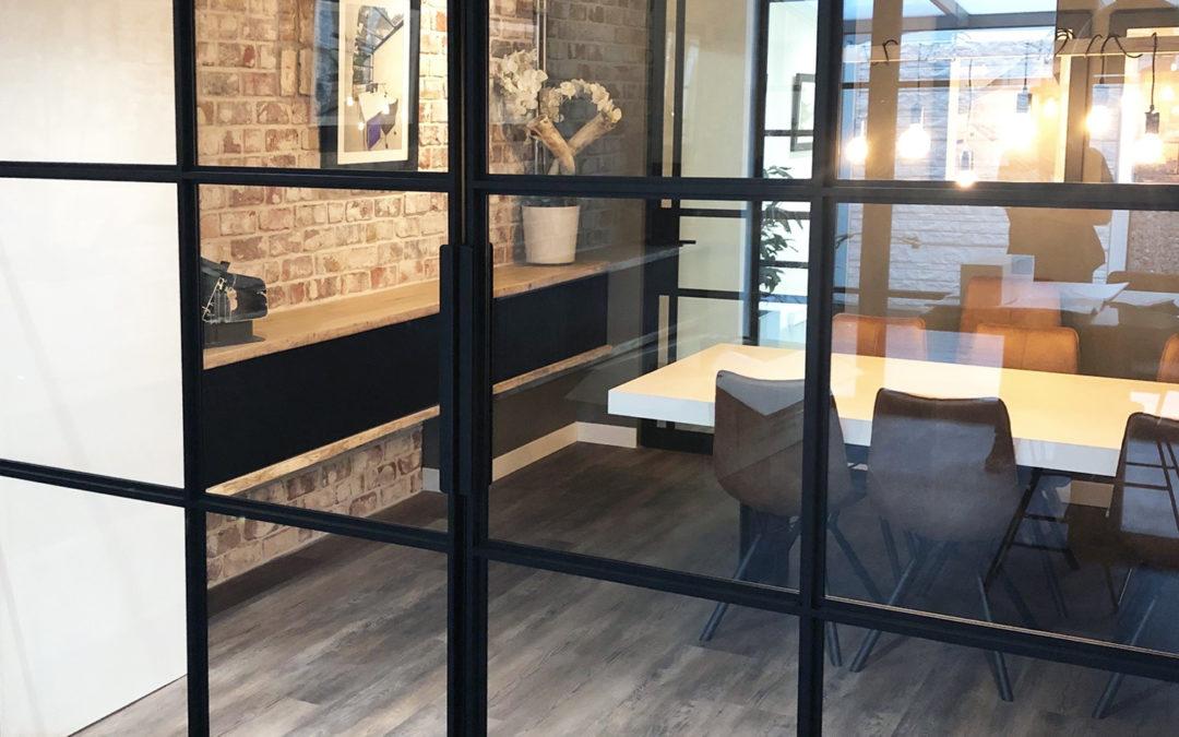 Nieuwe Showroom Bouten Kozijn- en Geveltechniek